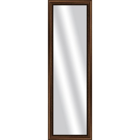 PTM Images Notched Frame Mirror
