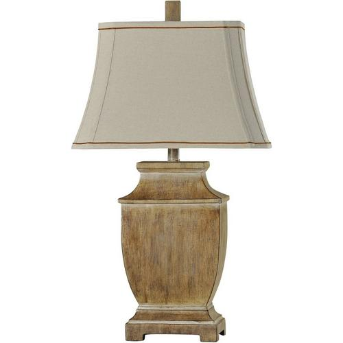 Stylecraft Traditional Faux Wood Table Lamp Bealls Florida