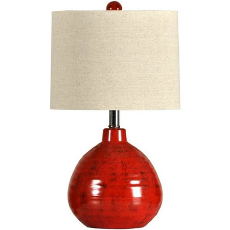 StyleCraft Ceramic Accent Table Lamp
