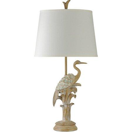 StyleCraft Bird Of The Beach Table Lamp