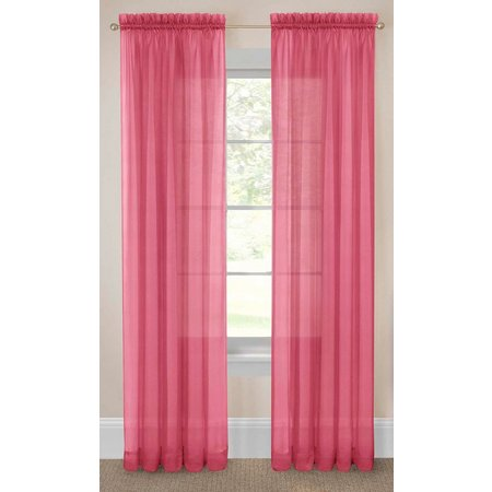 Pairs to Go Victoria Voile 2-pk. Curtain Panels