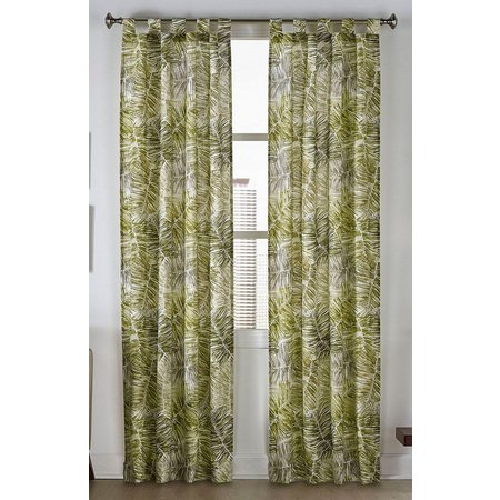 Pairs to Go Marley Tropical 2-pk. Curtain Panels