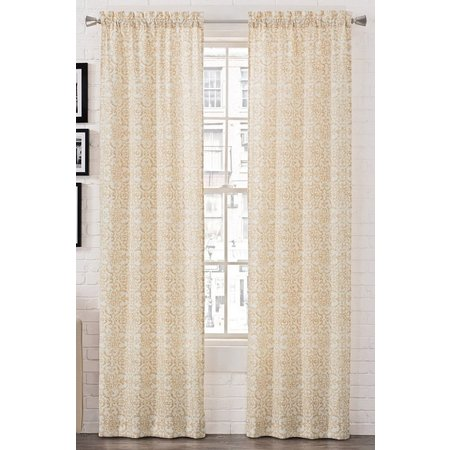 Pairs to Go Brockwell 2-pk. Curtain Panels