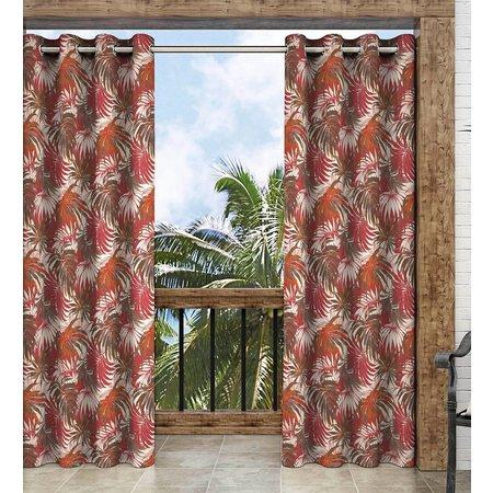 Parasol Key Biscayne Indoor/Outdoor Curtain Panel
