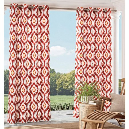 Parasol Barbados Indoor/Outdoor Curtain Panel