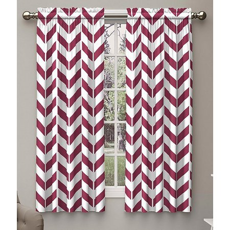 Pairs to Go Dewitt 2-pk. 63'' Curtain Panels