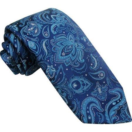 Haggar Mens Paisley Neck Tie