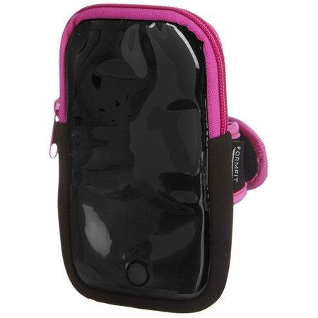 iWorld Womens Formfit Pink Phone Armband Case