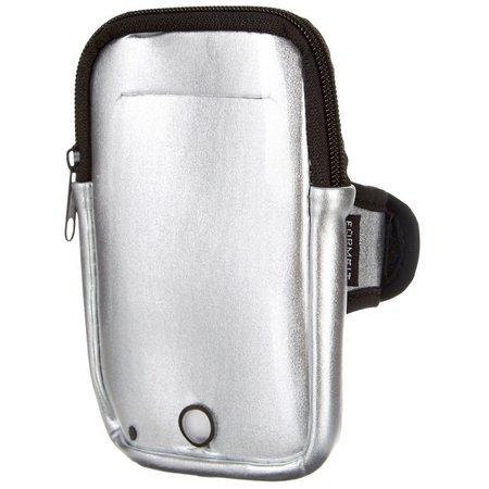 iWorld Formfit Silver Phone Armband Case