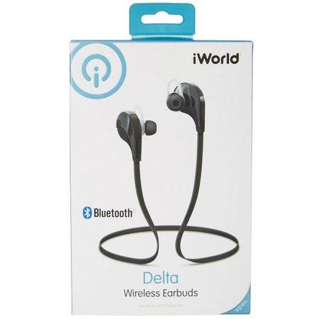 iWorld Delta Wireless Earbuds