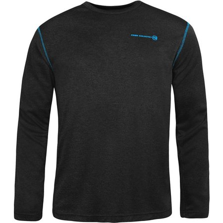 Free Country Mens Long Sleeve T-Shirt