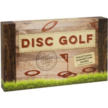 Professor Puzzle Disc Golf