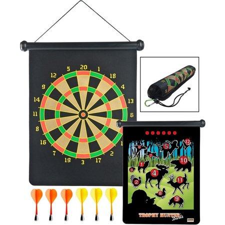 Outside Inside Games Trophy Hunter Magnetic Darts