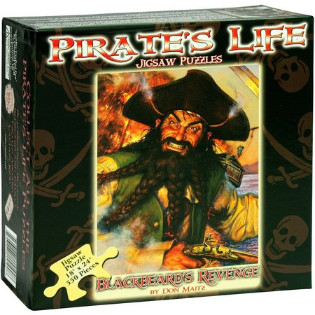 Channel Craft Pirate's Life Jigsaw Puzzle+