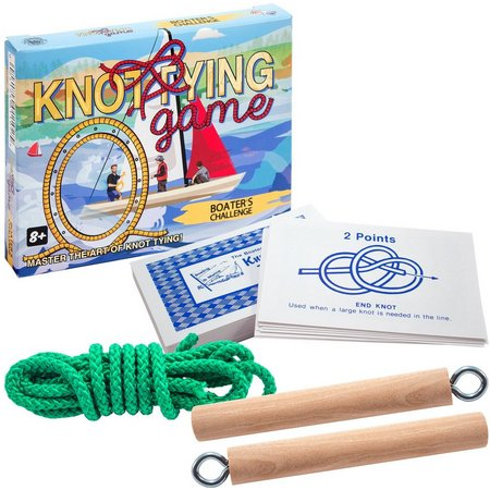 Channel Craft Boater's Knot Tying Game