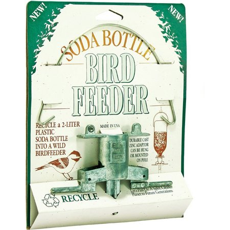 Channel Craft Soda Bottle Bird Feeder