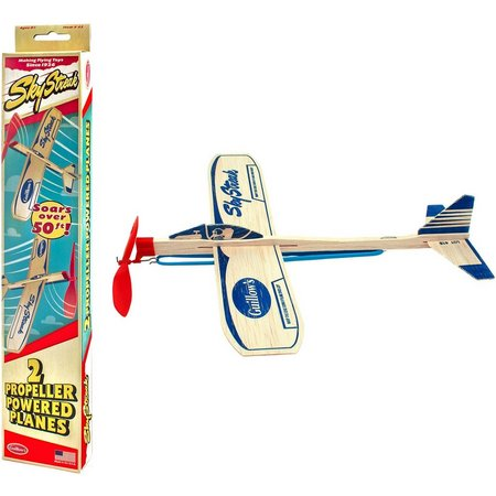 Channel Craft Guiilow's Sky Streak Plane Twin Pack