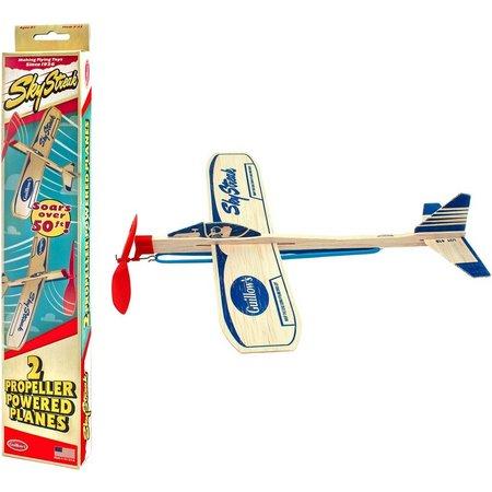 Channel Craft Guiilow's Sky Streak Plane Twin Pack
