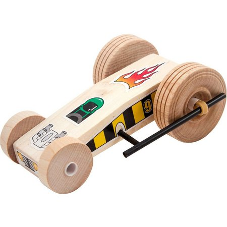 Channel Craft Rubberband Roadster Racecar Kit