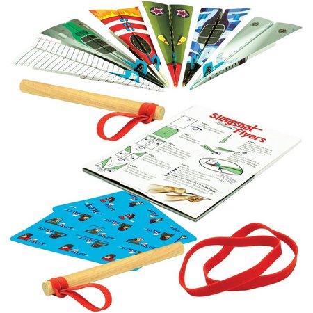 Channel Craft Slingshot Paper Flyers Kit