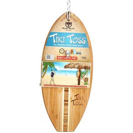 Tiki Toss Game Surf Edition