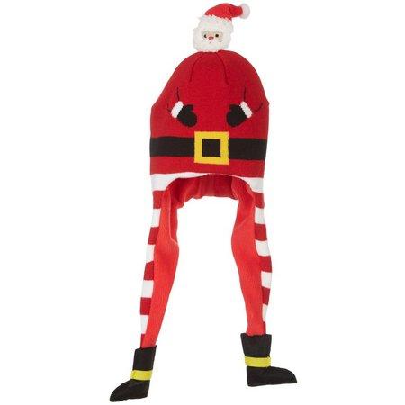 Wembley Mens Santa Legs Hat
