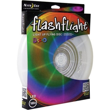 Nite Ize Flashflights Light Up Flying Disc