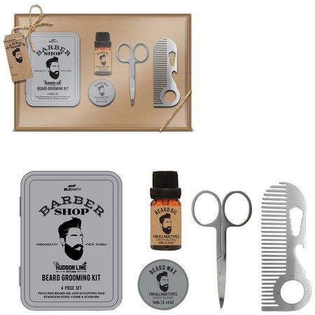 blk smith mens 5 pc beard grooming kit bealls florida. Black Bedroom Furniture Sets. Home Design Ideas