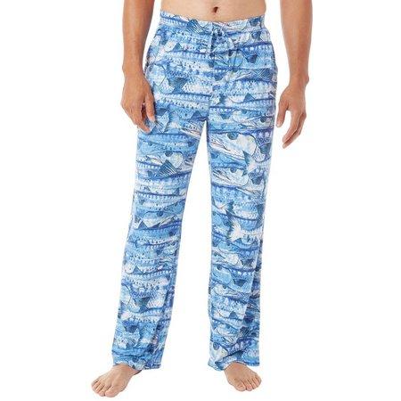 Reel Legends Mens Barracuda Pajama Pants