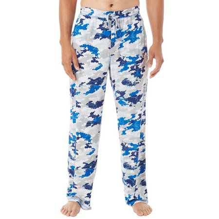 Reel Legends Mens Cyber Digi Pajama Pants