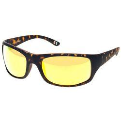 Reel Legends Mens Plastic Wrap Sunglasses