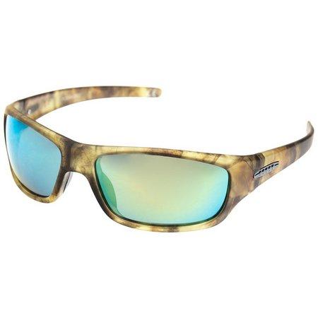 Reel Legends Mens Camo Print Sunglasses