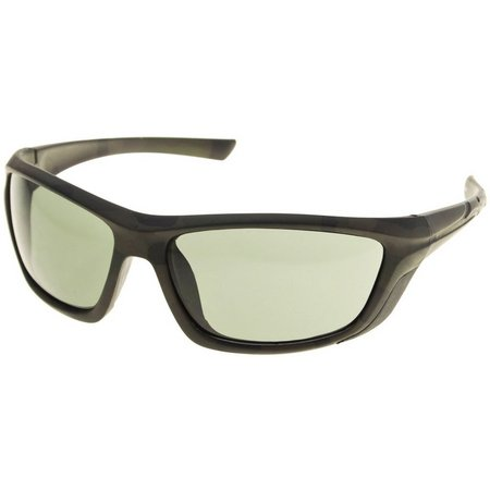Reel Legends Mens Wrap Sunglasses