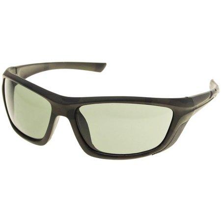 Reel Legends Mens Wrap Sunglasses