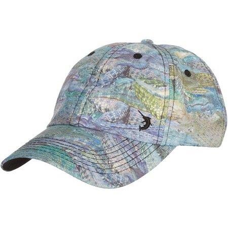 Reel Legends Mens Gator Bait Hat