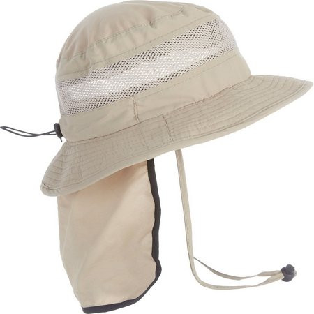 Reel Legends Mens No Fly Zone Boonie Hat