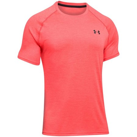 Under Armour Mens Marathon Tech Short Sleeve Top