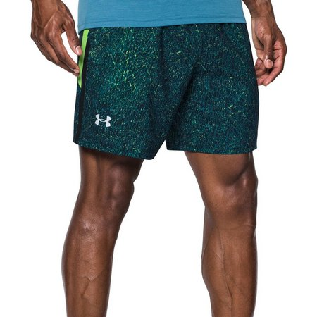 Under Armour Mens Bayou Launch SW Shorts