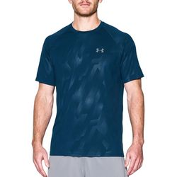 Under Armour Mens Tech Novelty T-Shirt