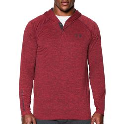 Under Armour Mens UA Tech Long Sleeve Hoodie
