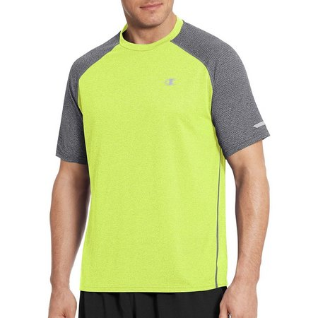 Champion Mens Vapor Viz Run T-Shirt