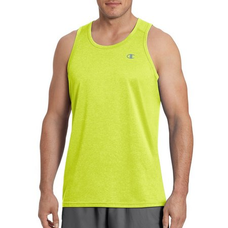 New! Champion Mens Vapor Heather Tank Top