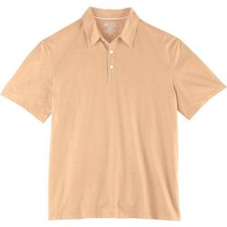 Boca Classics Mens Stretch Performance Polo Shirt