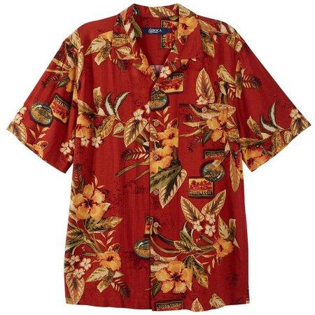 Boca Classics Mens Hotel Regis Shirt