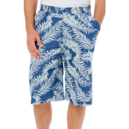 Boca Classics Islandwear Mens Palm Shorts