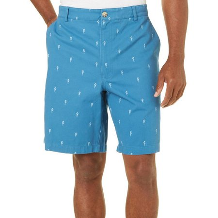 Boca Classics Mens Seahorse Cell Pocket Shorts