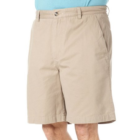 Boca Classics Mens Latitude Cell Pocket Shorts