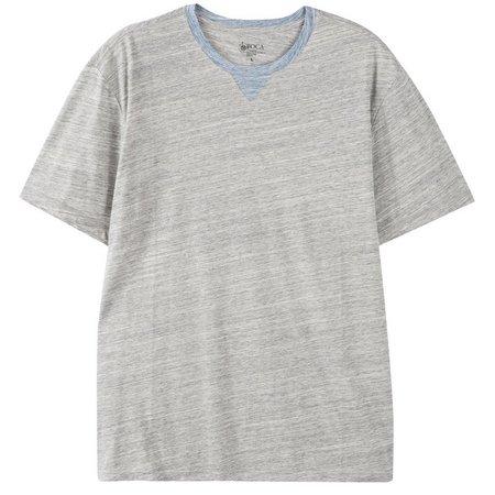 Boca Classics Mens Heathered Lunar Rock T-Shirt