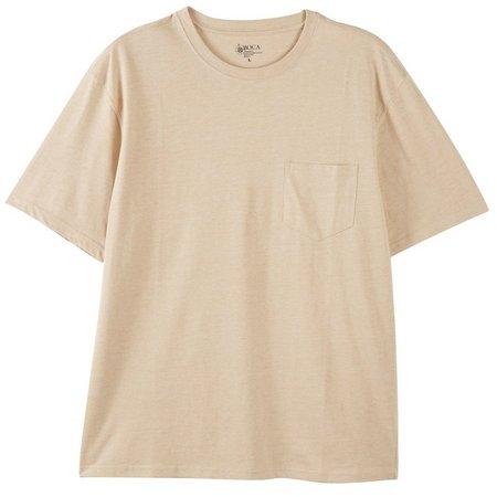 Boca Classics Mens Heather Performance T-Shirt