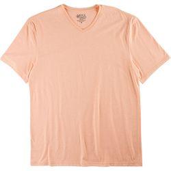 New! Boca Classics Mens Performance V-Neck T-Shirt